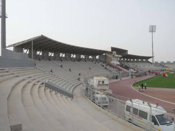 Amman International Stadium