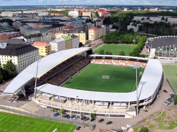 Helsinki Football Stadium